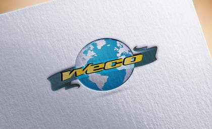 naeemyousaf544 tarafından Logo WECO on Earthball için no 48