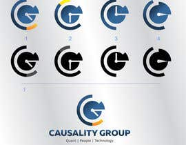zmeeya tarafından Develop a Corporate Identity for the trading firm Causality SL için no 454