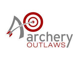 #27 untuk Design a Logo for a competitive archery group oleh efrenmg