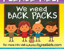 #18 untuk Design a Banner for Back2School oleh brissiaboyd