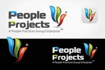 Graphic Design Natečajni vnos #139 za Logo Design & Corporate Identity for People Practices Group