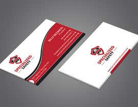 #117 untuk Design A Business Card for Specialized Safety oleh attraction111