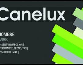 #17 untuk Diseñar algunas tarjetas de presentación for Canelux oleh Scrunk