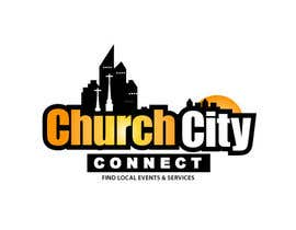 #29 untuk Church City Connect logo oleh jaywdesign