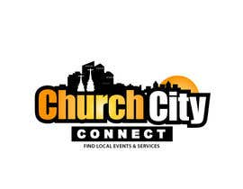 #34 untuk Church City Connect logo oleh jaywdesign