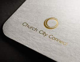 #15 untuk Church City Connect logo oleh MuslimStudio