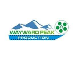 amjadawan tarafından Design a Logo for Wayward Peak Productions için no 7