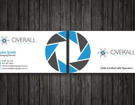 #40 untuk Design some Business Cards for UAV/Drone Aerial Photography Company oleh mdreyad