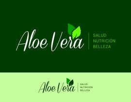 "JmlDesign tarafından Diseñar un logotipo ""  ALOE VERA SALUD NUTRICION BELLEZA  "" için no 29"
