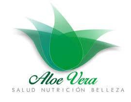"DesignWorldwideC tarafından Diseñar un logotipo ""  ALOE VERA SALUD NUTRICION BELLEZA  "" için no 11"