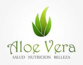"""jumoc tarafından Diseñar un logotipo """"  ALOE VERA SALUD NUTRICION BELLEZA  """" için no 18"""