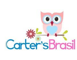 #21 untuk Children's clothing website needs a logo design oleh renatinhoreal