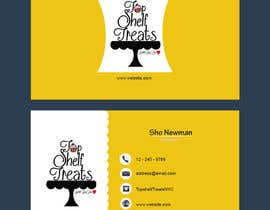 #12 untuk Design some Business Cards for Baking Company oleh Erahayu