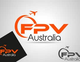 #72 para Design a Logo for FPV Australia por Don67