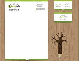 #4 untuk Design a letterhead and business cards for a digital solutions company oleh bluedesign1234
