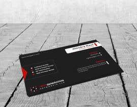 #28 untuk Logo, Business Card, 1 Page Web Site oleh invegastudio