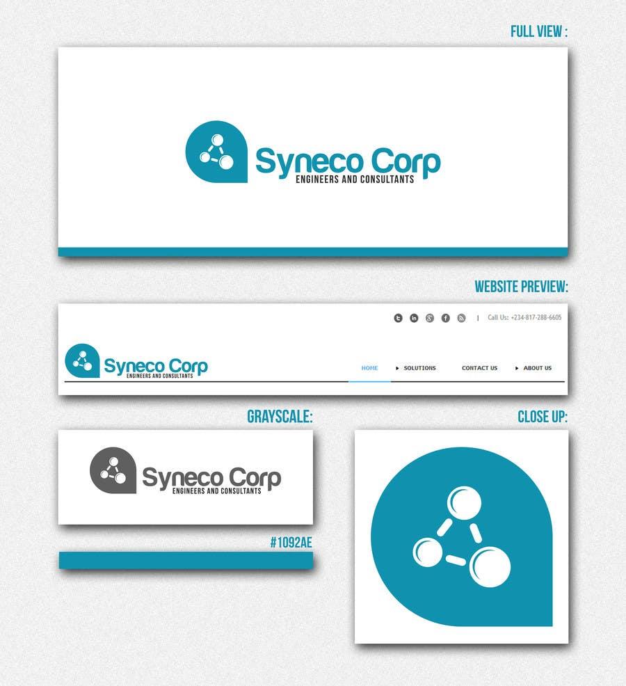 Bài tham dự cuộc thi #                                        39                                      cho                                         Design a Logo for Syneco Corp