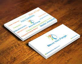 #80 for Design a business card with logo by IllusionG
