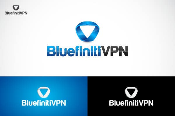 #130 for Design a Logo for BluefinitiVPN by brandcre8tive