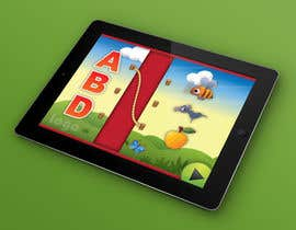 #43 para Design of a User Interface for a Kids Educational Game por PereViki