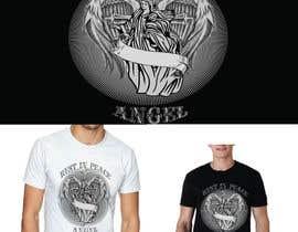 #16 untuk Design a Angel T-Shirt oleh hussainanima