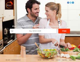 #4 untuk Design a Simple Easy 1 Search Landing Page oleh duongdv