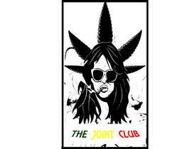 #31 untuk CONTEST: I need a rad illustration of a joint (aka spliff, jay, doobie) oleh SuryaAlvin