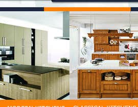 #21 untuk Design a Flyer for Kitchen for Unique Cucine oleh LampangITPlus