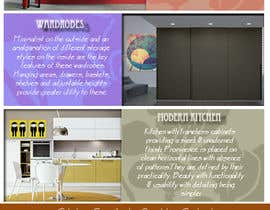#9 untuk Design a Flyer for Kitchen for Unique Cucine oleh MAHNOORKHAWAJA1