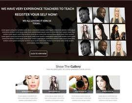 harisramzan11 tarafından Design a Website Mockup for an online institute için no 1