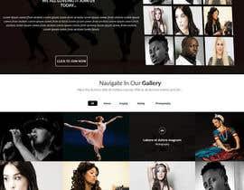 harisramzan11 tarafından Design a Website Mockup for an online institute için no 16
