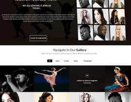 harisramzan11 tarafından Design a Website Mockup for an online institute için no 17