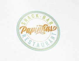 #13 untuk Projetar um Logo Snack-Bar oleh vladspataroiu