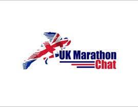 #16 untuk Design a Logo for UK Marathon Chat oleh suprakundu