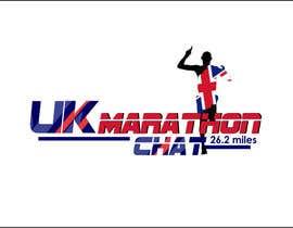 #45 untuk Design a Logo for UK Marathon Chat oleh suprakundu