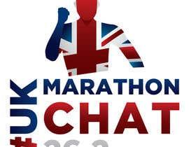 #41 untuk Design a Logo for UK Marathon Chat oleh frizzaro