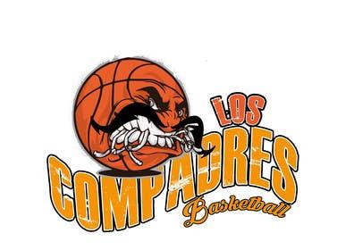 #29 untuk Design a basketball Logo (for uniform jersey) oleh israel8542