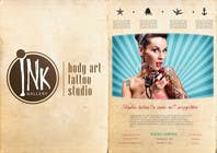 Contest Entry #1 for Design a Flyer for Ink Gallery