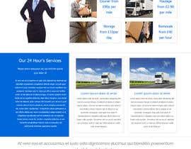 ravinderss2014 tarafından Design a Website Mockup Must be user friendly 1 page fun site for tranport company için no 13