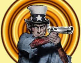 dominiclovato tarafından Design Uncle Sam Gangster için no 1