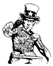 mogado tarafından Design Uncle Sam Gangster için no 11