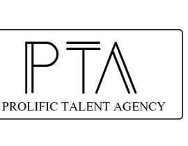bb270691 tarafından Design a Logo for Prolific Talent Agency (PTA) için no 20