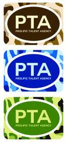 leoghelli tarafından Design a Logo for Prolific Talent Agency (PTA) için no 3