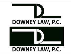 arunelias3 tarafından Design a Logo for DOWNEY LAW, P.C. için no 40