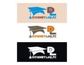 rizwanmaqsood786 tarafından Design a Logo for DOWNEY LAW, P.C. için no 34