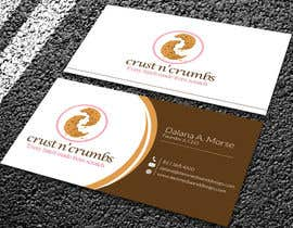 ALLHAJJ17 tarafından Design business cards for home based Bakery için no 145