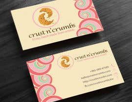 #189 for Design business cards for home based Bakery by gadolunium