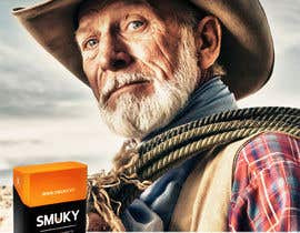 #84 for Magazine Advertisement for SMUKY by F5DesignStudio