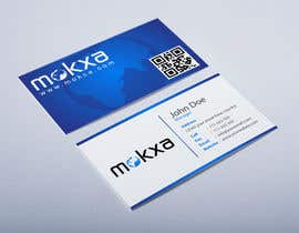 #27 para Design some Business Cards for Mokxa Technologies LLC por HammyHS