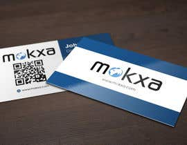 raywind tarafından Design some Business Cards for Mokxa Technologies LLC için no 5